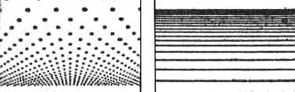 Определение протяженности объекта в глубину осуществляется по градиенту плотности его текстуры