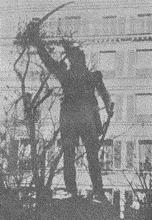 Памятник маршалу Нею (скульптура Рюда)
